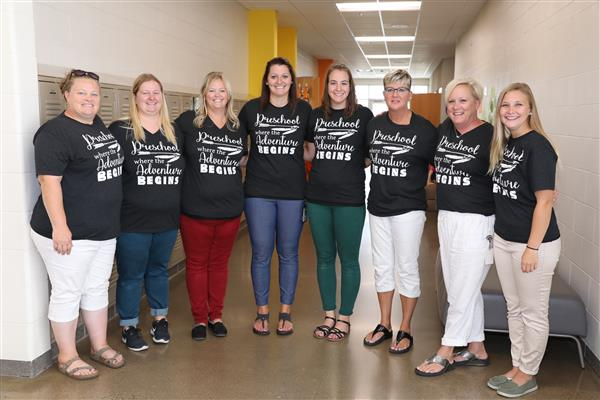 Lakeview Preschool Staff