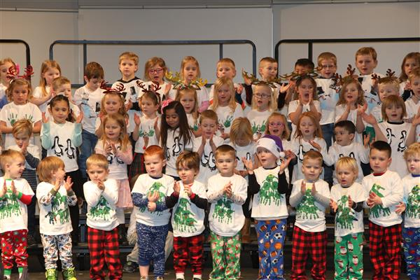 Preschool Holiday Program