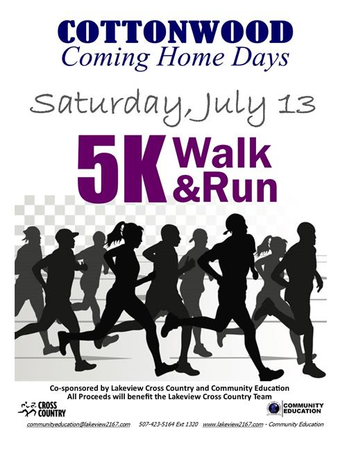 5K - Coming Home Days