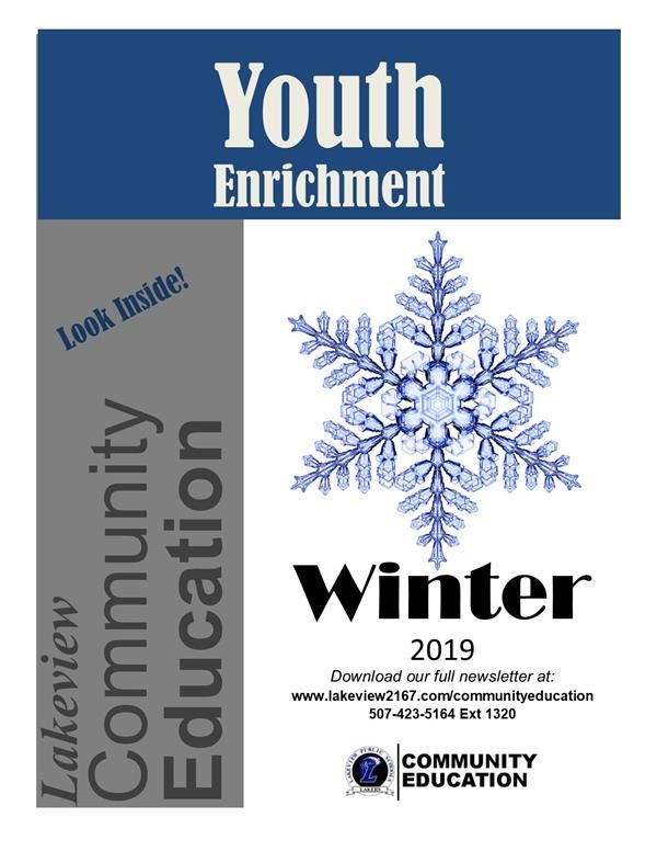 Winter Youth Newsletter
